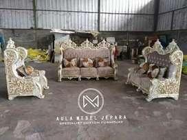 Sofa custom model raja