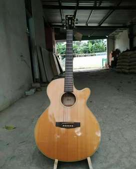 Di jual gitar CORT SFX1F Nat Akustik Elektrik