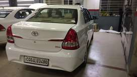 Toyota etios in good condition first owner