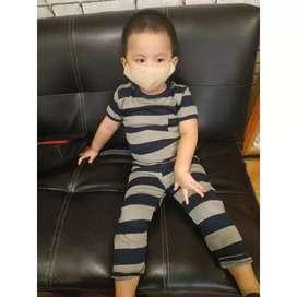 Piyama  Anak Celana Panjang 1  Tahun