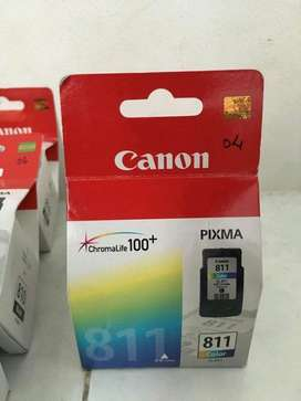 Catridge Printer Canon CL 811 Warna