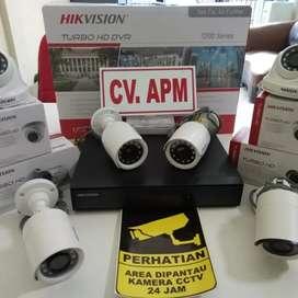 PAKET CCTV HIKVISON MURAH PLUS PASANG DI TEMPAT sumur Pandeglang kab