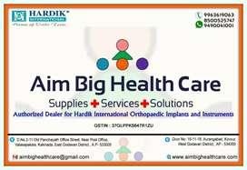 Office Executive - Aim Big Health Care