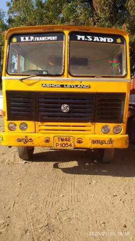 Ashok Leyland Tipper 2009