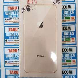 iPhone 8, 64GB ROM, Gold