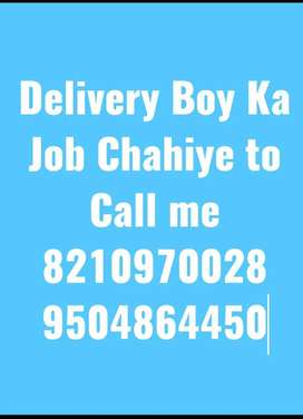 Delivery Boy Chahiye Patliputra Branch k liye