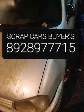 We take scarppp carss