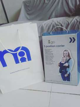Gendongan Baby Mother Care