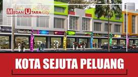 Ruko di lokasi Strategis Medan Utara City - Martubung, Medan