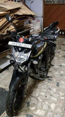 Yamaha FZS 2.0 2016