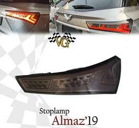 Stoplamp LED Bar Wuling Almaz