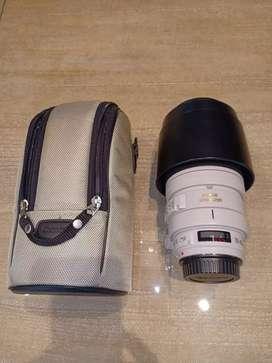 Lensa Canon EF 100 - 400 mm