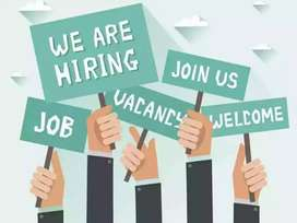Job openings, work from home also available
