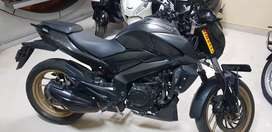 Dominar 400 black palarivattom Abs brik  tyres new