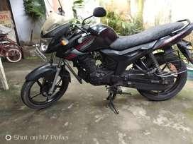 Yamaha sz black colour in good condition