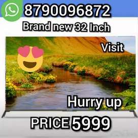 NEW SMART BRAND NEW SMART 32 INCH LED TV FULL HD QLED WITH 2 YEAR WARR