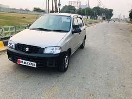 Alto 2009, petrol and cng , mint condition
