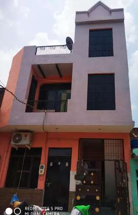 House is very good new constructed