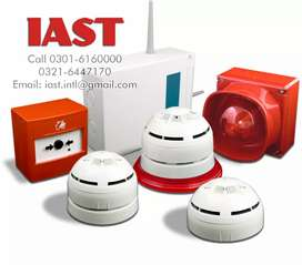 Fire alarm system available in Lahore Sialkot Gujranwala Gujrat