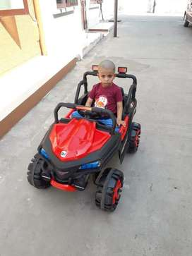 Toy baby jeep