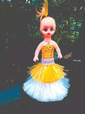 Gift items like doll