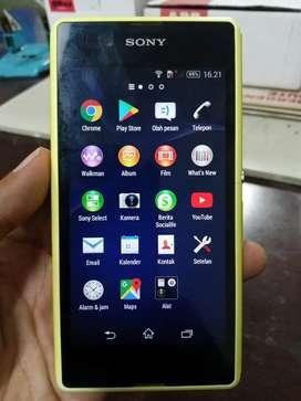 Handphone sony 4G