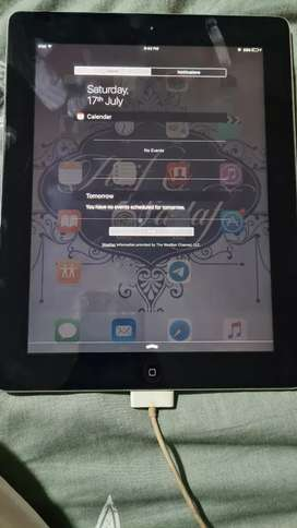 Ipad 2 (Model: A1395) Speakers not working Wifi only 64 GB working