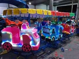 RAA sedia jual wahana mainan kereta odong