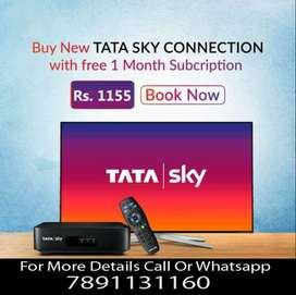 Tata Sky New DTH, HD Connection