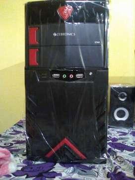 new computer 3 month chala ha 9 month ke woranty ha
