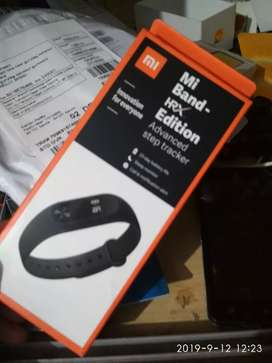 New mi band hrx edition with packed box