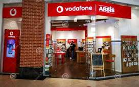URGENT NEED FOR COUSTMER CARE EXECUTIVE IN VODAFONE HEAD OFFICE