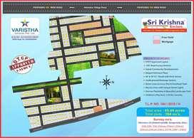 plot size 180 sqyds price is Rs.11.69 lakhs at sadasivpet