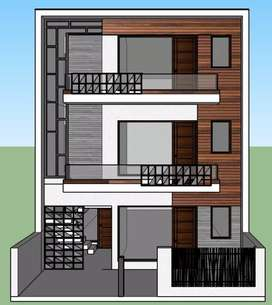 NEWLY BUILD 2 FLOORS FOR RENT IN SECTOR 27 D CHANDIGARH!