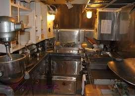 Urgent Requirement-fast food making in kitchen staff chines helper