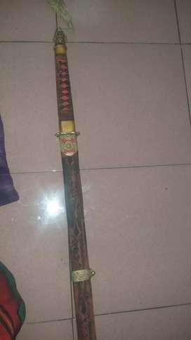 Samurai roll peninggalan warisan