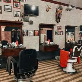 Dibutuhkan Kasir Barbershop
