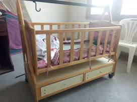 Baby Cot bed in good condition