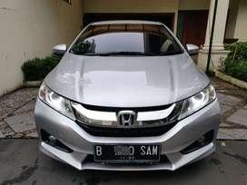 Honda City E (RS) AT 2015 Silver Metallic Mint Condition