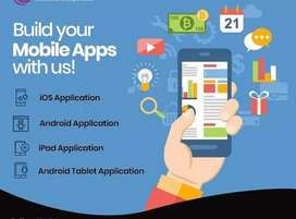 Android App development | website iOS Application Online shopping app