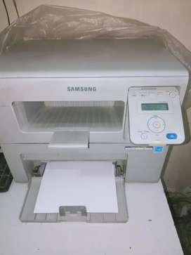 Samsung scx4021 black printer