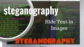 Java Project steganography + Network file transfer - MCA BCA BE ME MSc