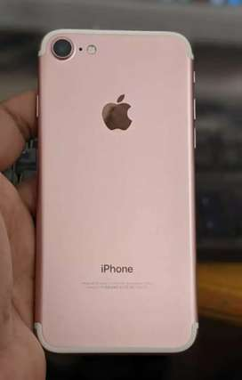 iphone 7 Gold 9/10