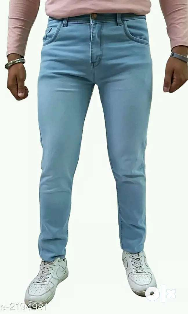 Cash on delivery! Men Jeans just rupees @ 449 only (first hand) 0