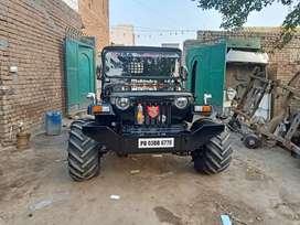 R s motors Jeep modified
