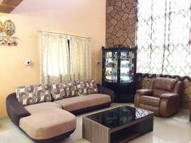 3 BHK Furnished Villa for rent at Santa Cruz Panaji Rs 40000/-