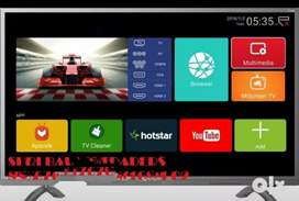 32 inch android led with 1 year warranty special