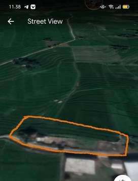 500m2 Beautiful Land With Rice Paddies View