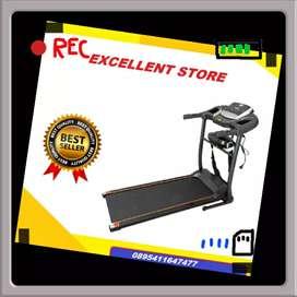 jual treadmill elektrik verona alat fitnes T-772 yogyakarta