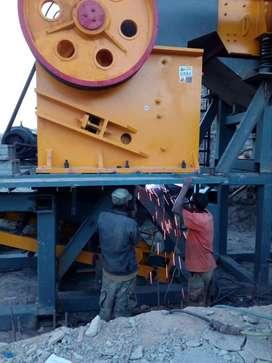 Stone Crusher Plant atau Mobile Stone Crusher 150 tph